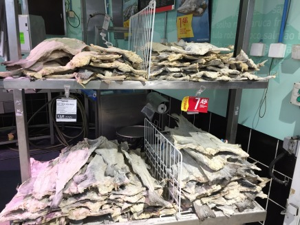 Salted Dried Cod sold in massive quantities