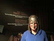 No, I am not a true Viking.