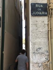 Very little room for Jews in Spain; none at all after 1492.
