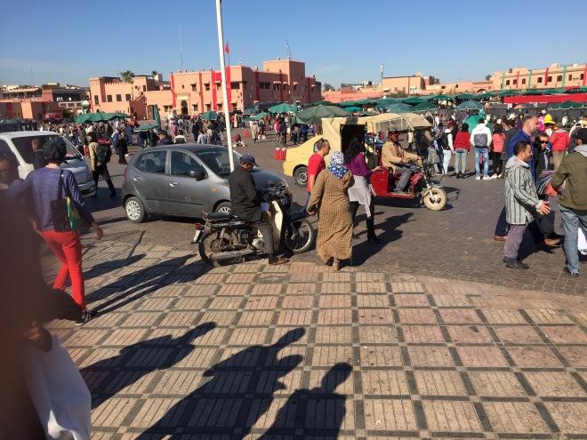 Place Jemaa el Fna, Marrakech