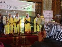 Sufi women's choir, Rabat