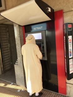ATM Rabat, Morocco