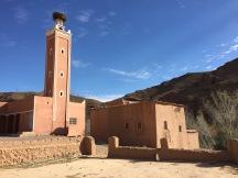 Desert Mosque, Morocco