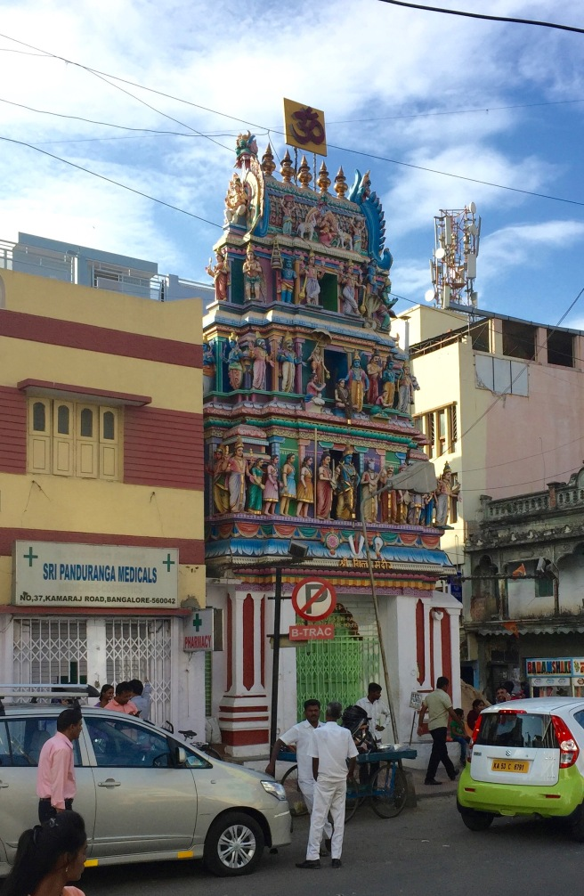 Hindu Temple, Bangalore, India