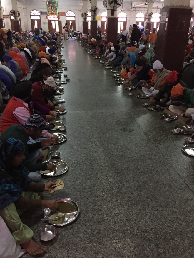 100,000 meals A Day, Golden Temple