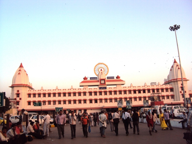 varanasi-junction-train-station