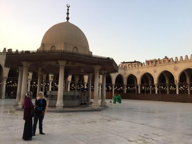 al-Fustat Mosque, Cairo