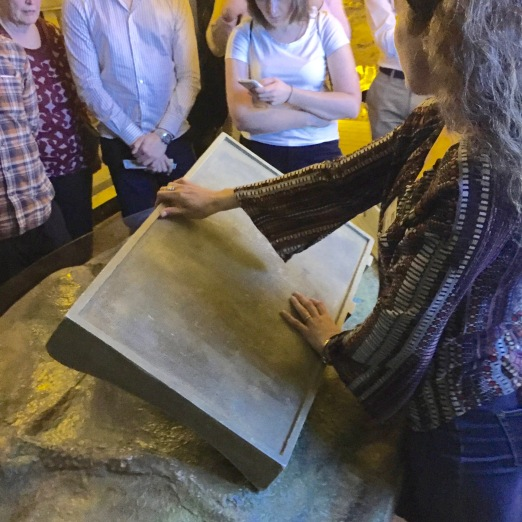 Wall Tunnel Tour: Herod flattens the Temple Mount