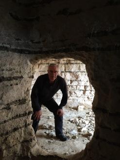 John the Baptist's Prison Cave