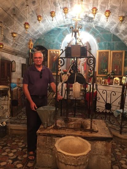 Jacob's Well, Sablus / Schechem