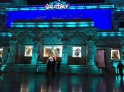 Temple of Divine Love, Vrindavan