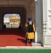 Guarding Golden Temple, Amritsar