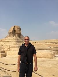 (Left to Right) Sphinx, John