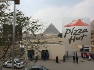 Lunch at Giza