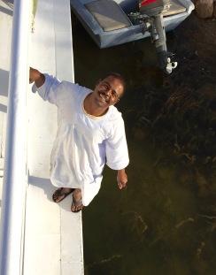 Hassam, The Captain of The Karibu