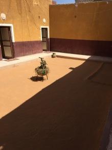 Nubian Village Courtyard