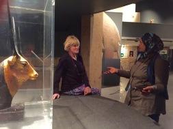 Hathor (goddess), Lynnell, Azza (guide)