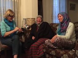 Lynnell Receives A Ring From Hanan and Her Mom
