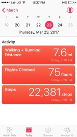 Petra Workout
