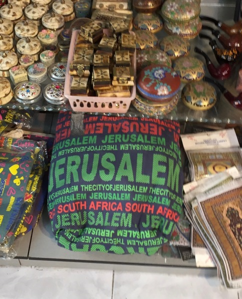 Jerusalem, South Africa Bag