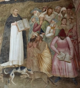 Various responses to Aquinas - Santa Maria Novella Church, Florence