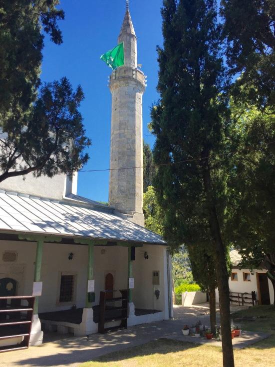 Minaret, Suleyman Mosque, Blagej