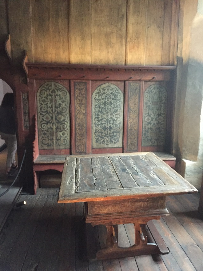 Table Talk Table of Luther