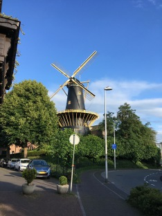 Windmill in Utrecht