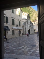 Church of St. Nicholas, Kotor Old City