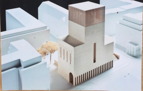 Design for Envisaged Berlin House Of One