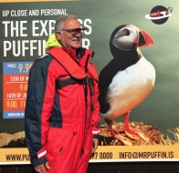 John Looks For Puffins