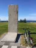 Piece of Berlin Wall, Reykjavik